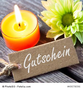 Beate Wolff Wellness-Geschenkgutschein